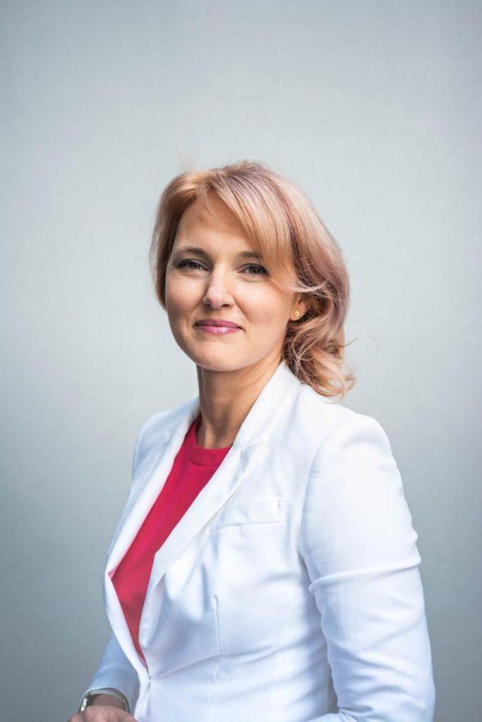 Business Masters, Zdjęcie Beaty Lipskiej - Konsultant biznesowy Wiceprezes Zarządu Business Partners