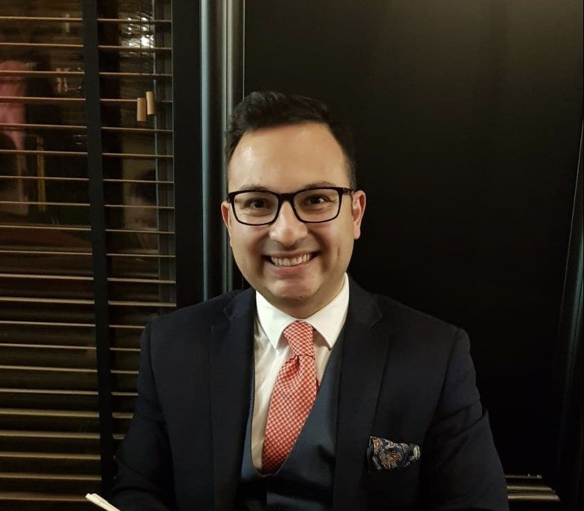 Adrian Moreno, Business Masters